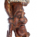 Untitled (Totem with heart), c. 1998