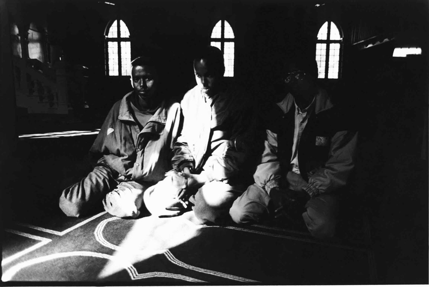 Hope from Home: Somalians in mosque