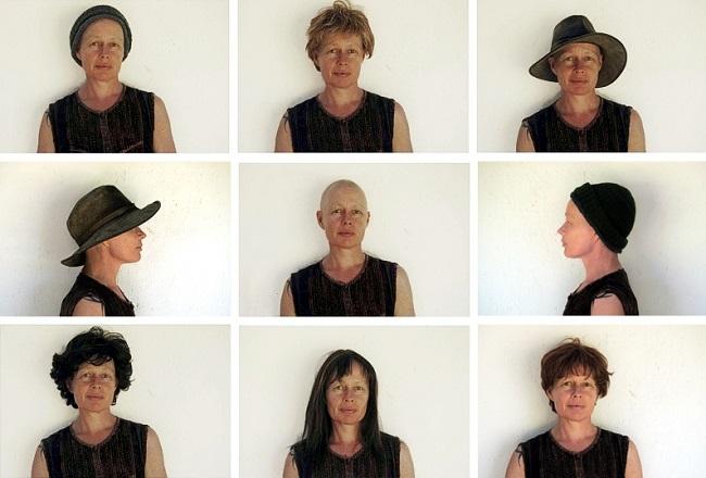One in nine: Self portraits