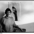 Side by Side: Mary Burton, 1994. Photographic print