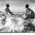 The waters of Life: Reception of spiritual energy, 1994. Photographic print