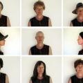 One in nine: Self portraits, 2008. Photographic print