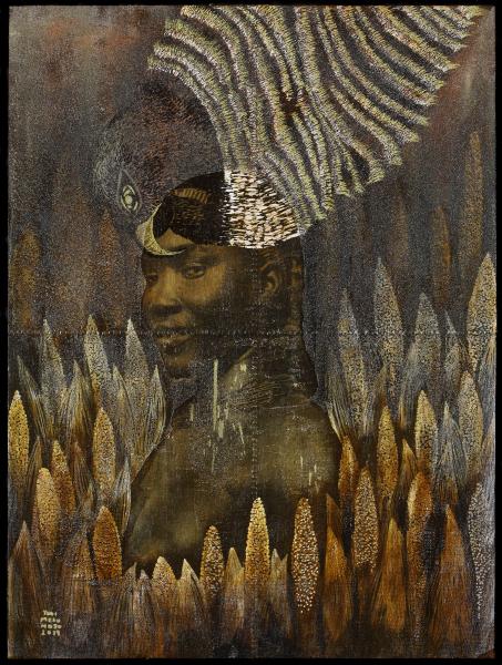 Onangula / Sacred cattle as human soul (Kwanyama 2)