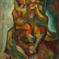 Mother and Child, 1988