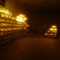 Ugochukwu-Smooth Nzewi - Architectural installation: Lighted walls - Space, time, history