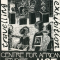 Visual Arts Group Exhibition invite, Centre for African Studies