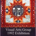 Visual Arts Group Exhibition poster, 1992.