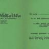Vakalisa - Elsies Exhibition Invitation