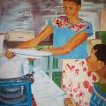 Velile Soha - Preparing for supper