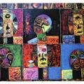 <em>Ancestral Conversation</em>, Oil pastel, 2001, 100 x 70 cm