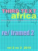 Third Text Africa - Reframed 2
