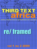 Third Text Africa Re/framed