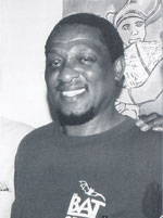 Photo of Paul Sibisi
