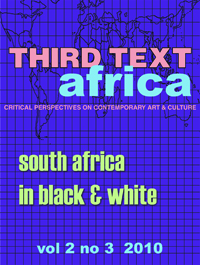 2,3 Third Text south africa in black & white